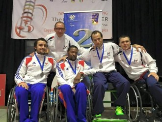 Equipe de France de sabre