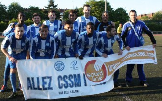 CSSM Paris Foot Sourds