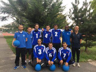 Equipe de France de Goalball