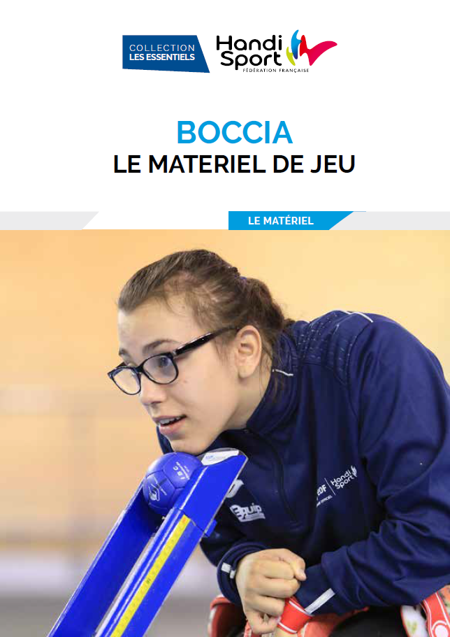 ESSENTIEL - Boccia - le matériel de jeu