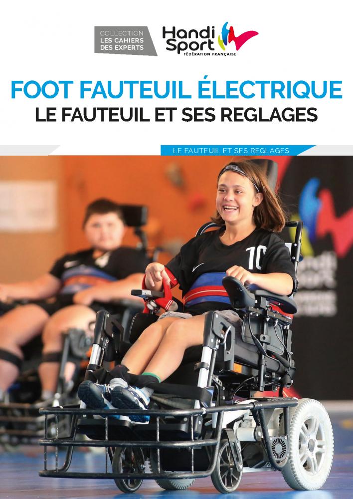 Foot Fauteuil Electrique - le fauteuil et ses réglages