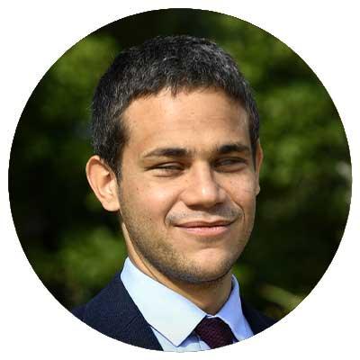 Gaël RIVIÈRE : Vice-Président Délégué